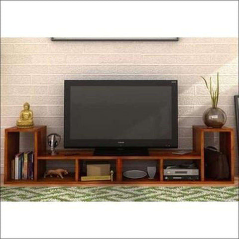 TimberCraft TV Units Teak TV Cabinet TVC-1009
