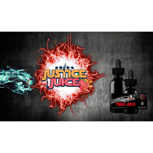 FLASH JUICE - Justice Juice - Endless Vapor