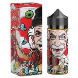 MAD MAN BY JUICE MAN E-LIQUID 100ML