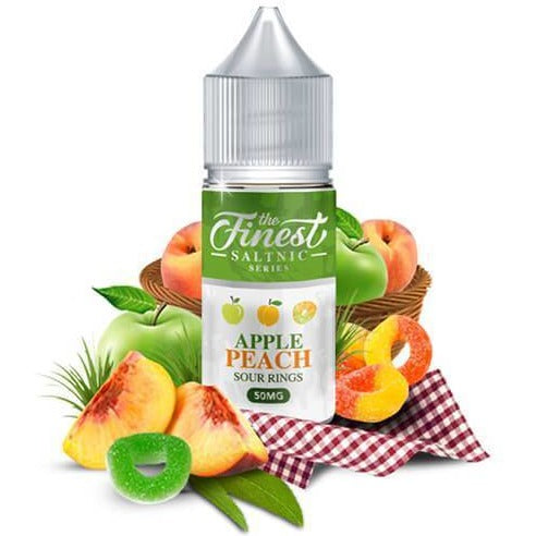 THE FINEST SALTNIC SERIES NICOTINE SALT E-LIQUID 30ML