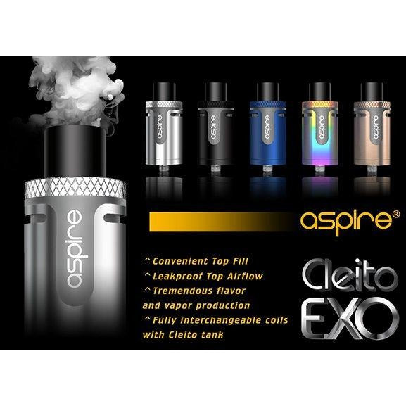 Aspire Cleito EXO 3.5mL Sub-Ohm Tank