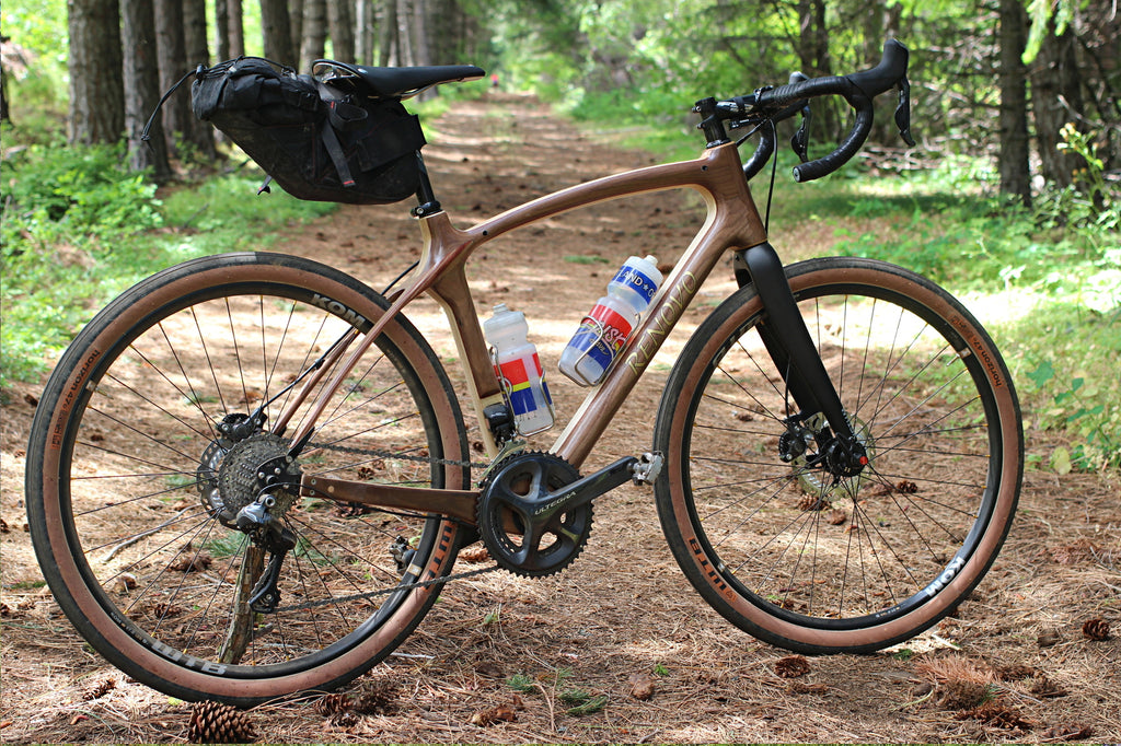 Mosier Oregon Backroads on The John Day - 650b Road Plus Wheel Review