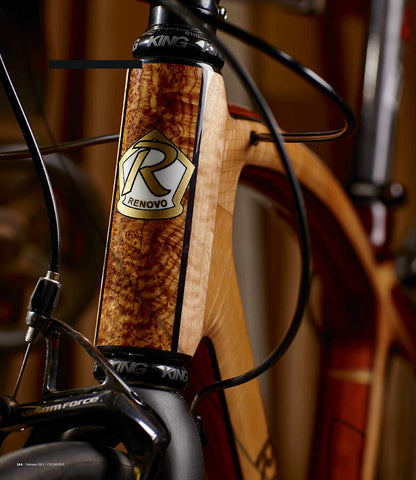 Renovo Pursuit Wooden Bicycle Review