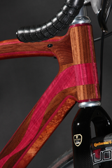 Renovo - Wood Bicycle Maker in Oregon