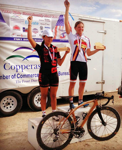Payton Maness wins the Texas State Championship on her Renovo Pursuit