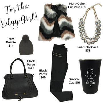 Gift Guide for the Edgy Girl