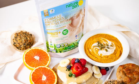 NATURE ZEN Protein Powder