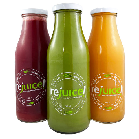 Cold Pressed Vegetable Juices