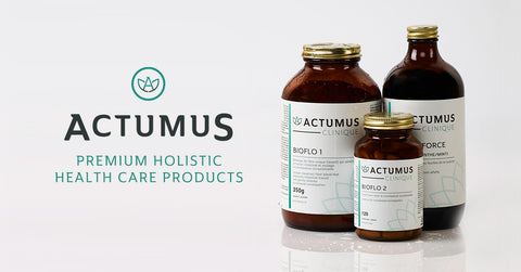 Actumus Holistic Supplements