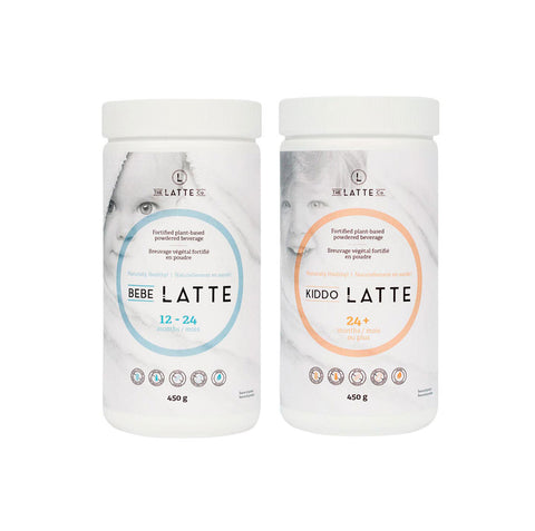 Bebe Latte Milk Alternatives