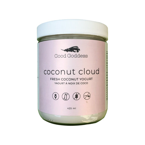 GOOD GODDESS Coconut Cloud Yogurt