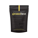GRANOLUST MOCHA CHOCOLATE CRUNCH