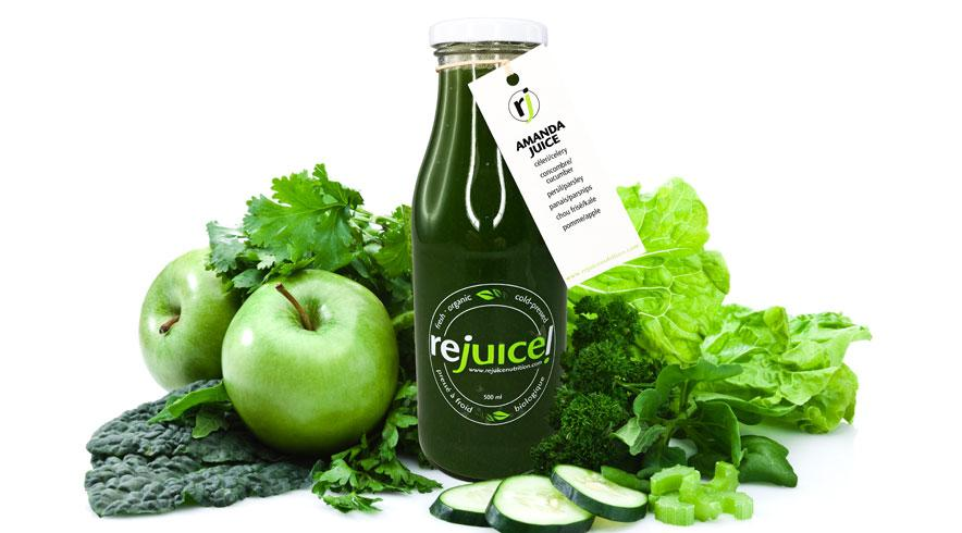 Rejuvenate with a Rejuice! Cleanse