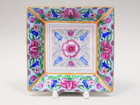Decorative plate European Never-ending summer big size