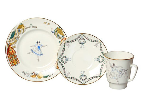 3 piece tea set May Giselle