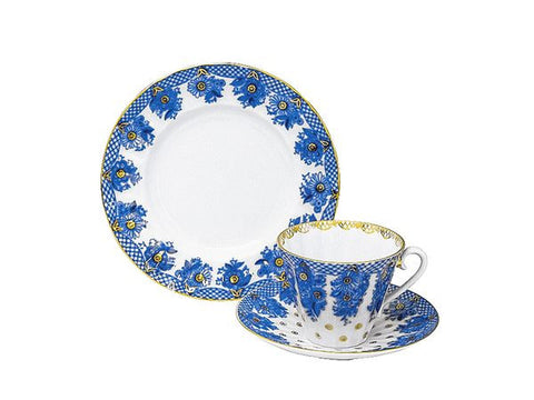 3 piece tea set Radiant Basket
