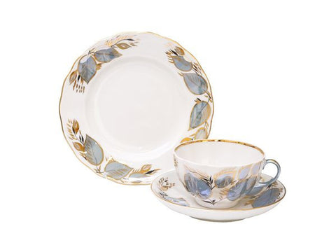 3 piece tea set Tulip Moon