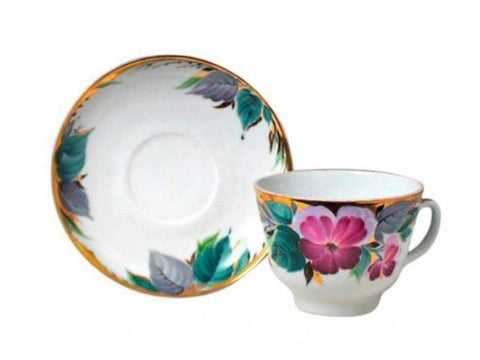 Cup & saucer Gift Vera 1/2