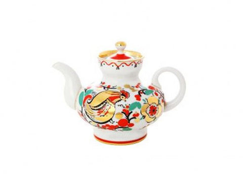 Teapot Cockerels