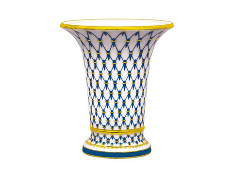 Vase Empire Cobalt Net
