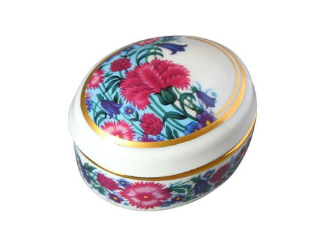 Jewellery box Oval  Eternal Summer