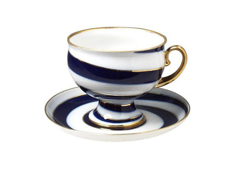 Cup & Saucer Classic 1/2