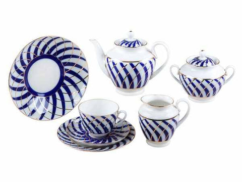 Tea set Spring Todes 6/20