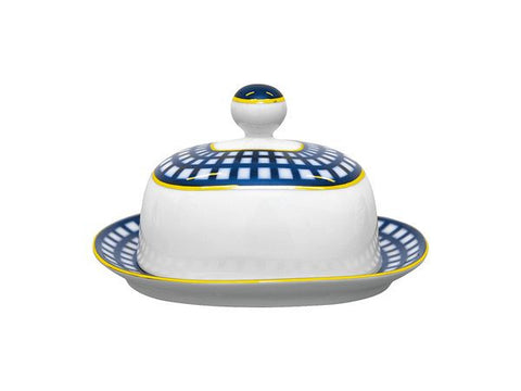 Butter-dish The Cobalt Cell
