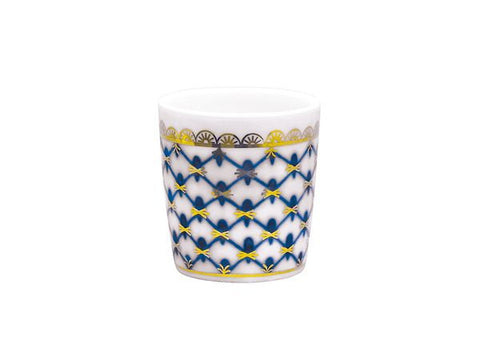 Shot Glass The Cobalt Net