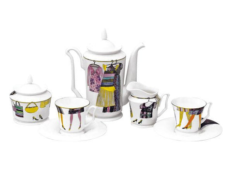 Coffee set Yulia Shopping 6/15