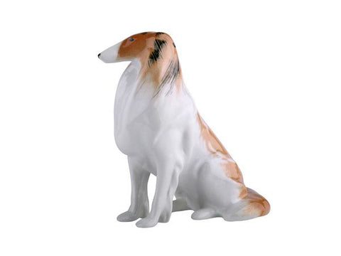Porcelain Dog Figurine Collie