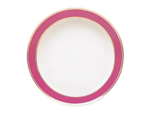 Dessert plate European Moscow river ∅ 110 mm