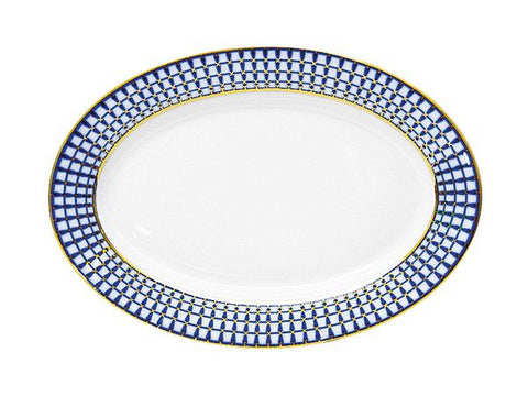 Oval Dish European Classic of St.Petersburg ∅ 360