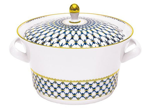 Soup Tureen The Cobalt Net