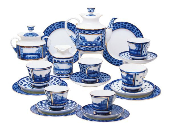 Dinnerware/Dinner Set  sc 1 st  Imperial Porcelain St.Petersburg 1744 & Dinnerware - Fine Bone China - Fine Gifts- Imperial Porcelain ...