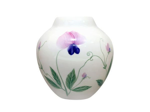 Vase Bud Fragrant Polka dot