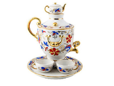 Wine Set Samovar Souvenir