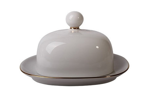 Butter-dish The Golden Ribbon