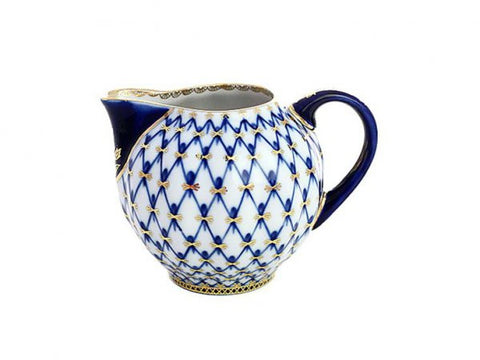 Creamer Tulip The Cobalt Net Small