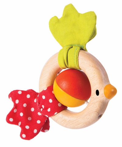 PlanToys Baby Fuglerangle