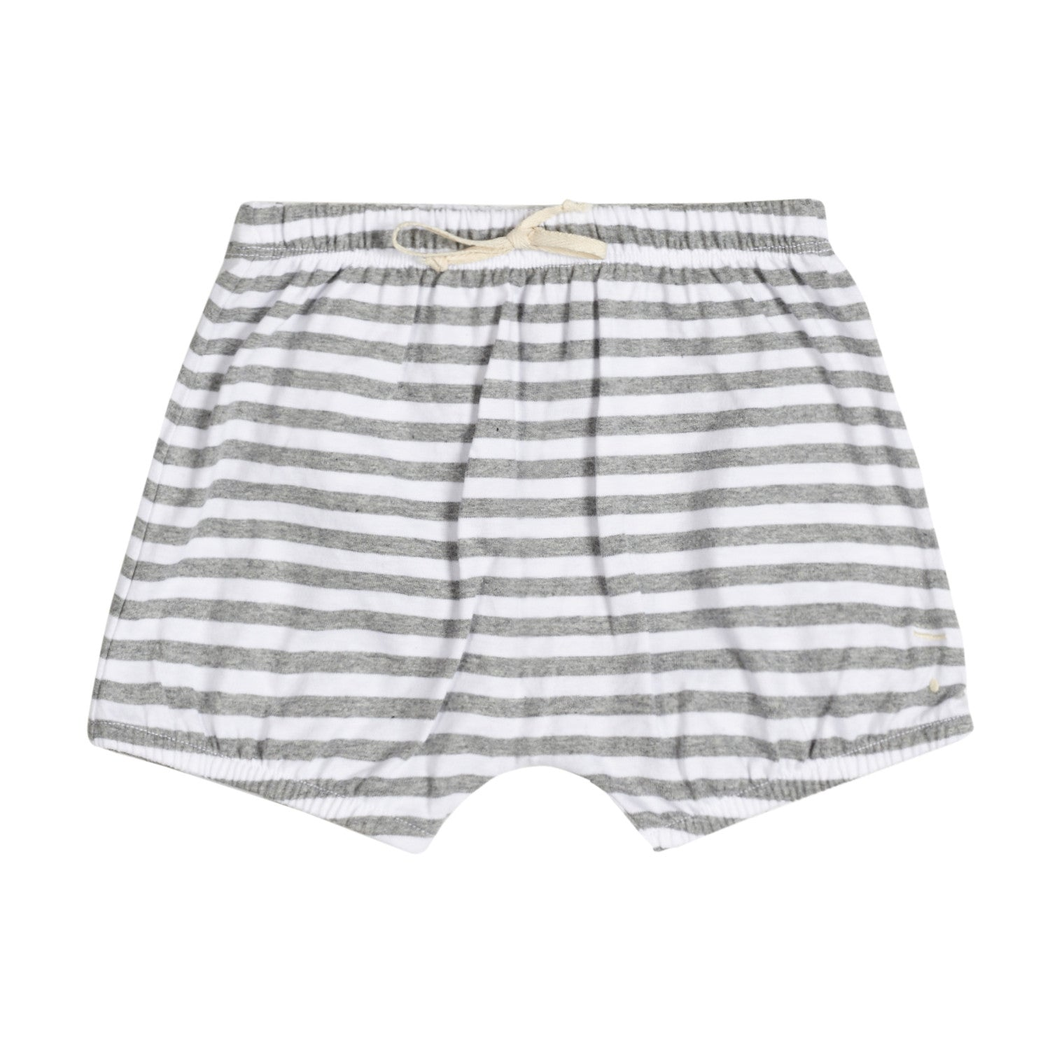 Gray Label Baby Bloomer, Grå/hvid stribet