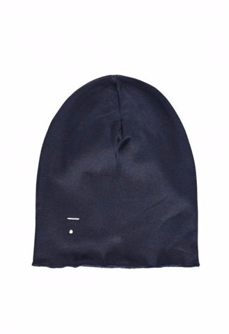 Gray Label Beanie, økologisk, Night Blue
