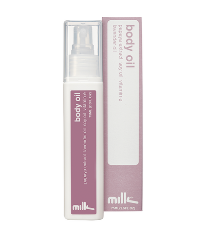 Milk by Lindy Klim Body Oil