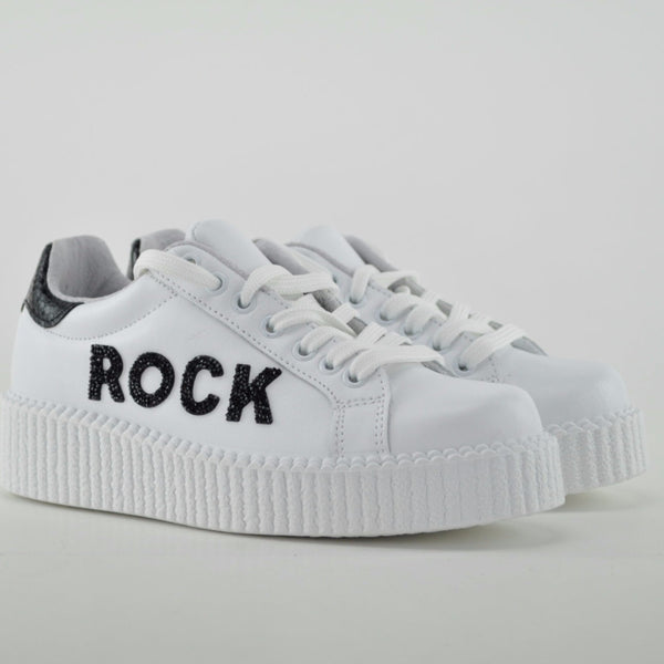 SCARPA SNEAKERS URANIO ROCK