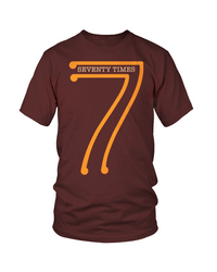 70 Times 7 (Brown) - Ghimicelli