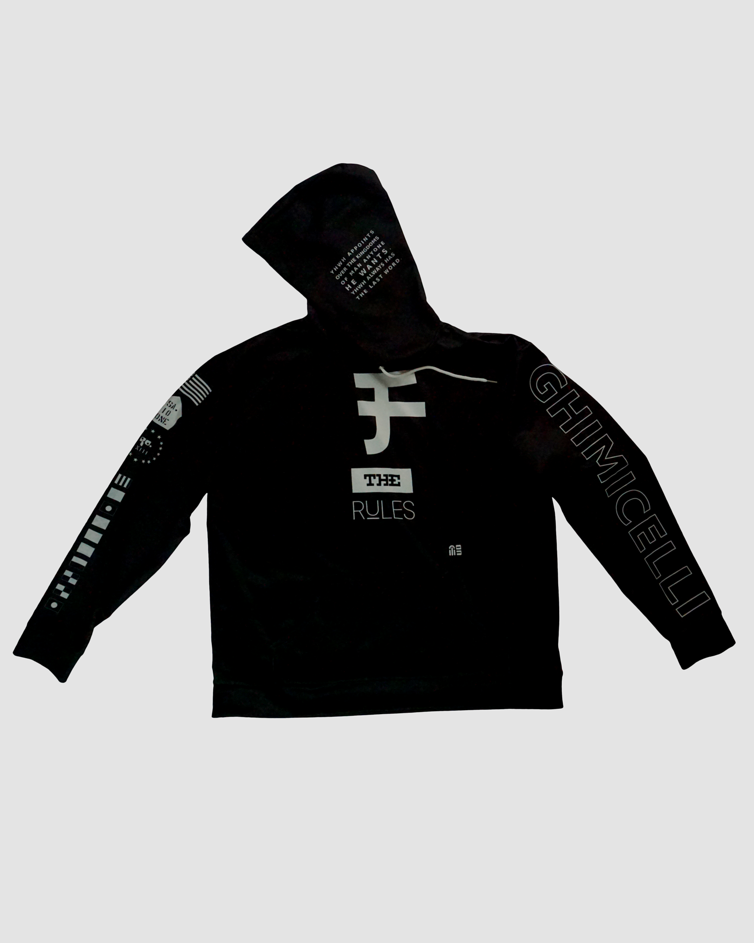 F the Rules - New Version Men's Hoodie