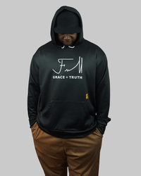 Grace plus Truth Men's Hoodie
