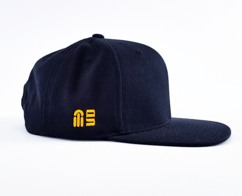 MG Cap - Navy - Ghimicelli