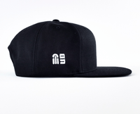 MG Cap - Black - Ghimicelli