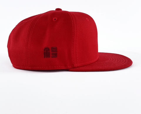 MG Cap - Red - Ghimicelli